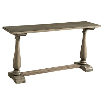 Et Cetera Mystic Console Table Finish: Driftwood