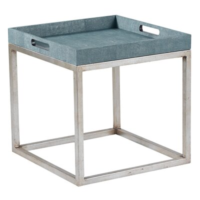 Et Cetera End Table Finish: Turquoise
