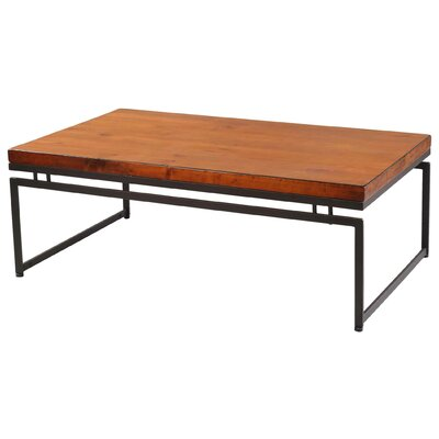 Moon Coffee Table Finish: Cognac