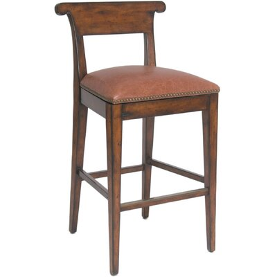 Et Cetera 23.25 Bar Stool Base Finish: Windsor