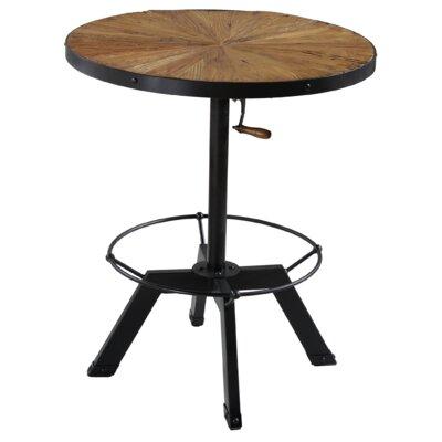 Palisades Adjustable Height Pub Table