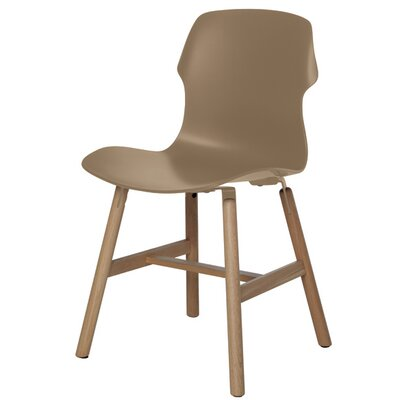 Stereo Side Chair Color: Sand