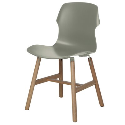 Stereo Side Chair Color: Grey