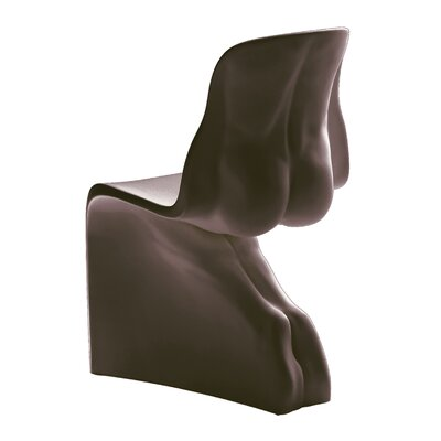Him Side Chair Color: Corten