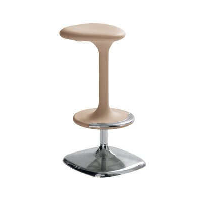 Kant 25.59 Swivel Bar Stool Finish: Sand