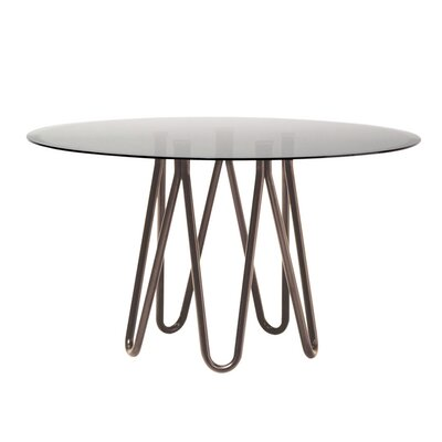 Meduse Dinning Table Base Finish Bronze