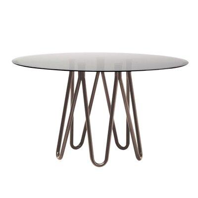 Meduse Dinning Table Base Finish Bronze