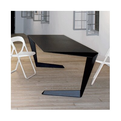 N7 Dinning Table Finish: Black