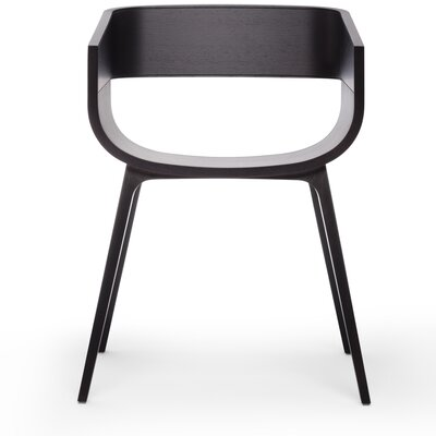 Maritime Arm Chair Finish: Black