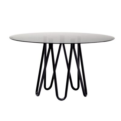 Meduse Dinning Table Base Finish Black