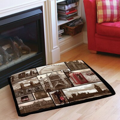 """England Pet Bed Size: 28"""" L x 18"""" W"""