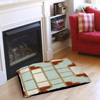 """Garden Tile 4 Pet Bed Size: 28"""" L x 18"""" W"""