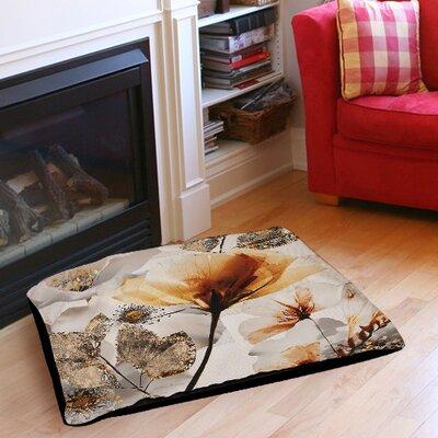 """Happy Days Indoor/Outdoor Pet Bed Size: 28"""" L x 18"""" W"""