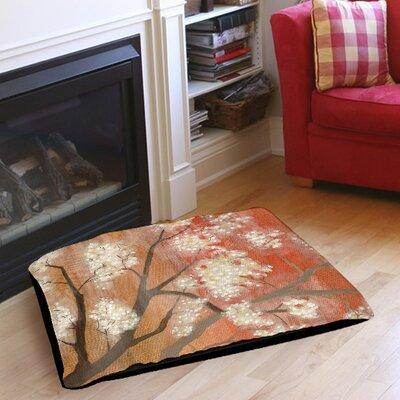 """Mandarin Mist 1 Indoor/Outdoor Pet Bed Size: 28"""" L x 18"""" W"""