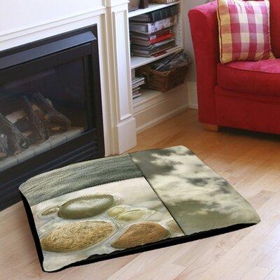 "Natural Elements 3 Indoor/Outdoor Pet Bed Size: 40"" L X 30"" W"