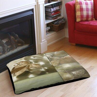 "Natural Elements 1 Indoor/Outdoor Pet Bed Size: 40"" L X 30"" W"