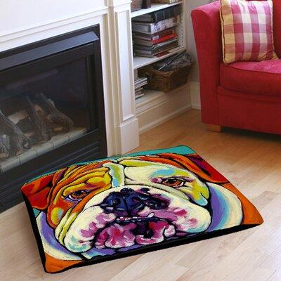 """Maggie Indoor/Outdoor Pet Bed Size: 40"""" L X 30"""" W"""