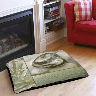 "Natural Elements 4 Indoor/Outdoor Pet Bed Size: 28"" L x 18"" W"