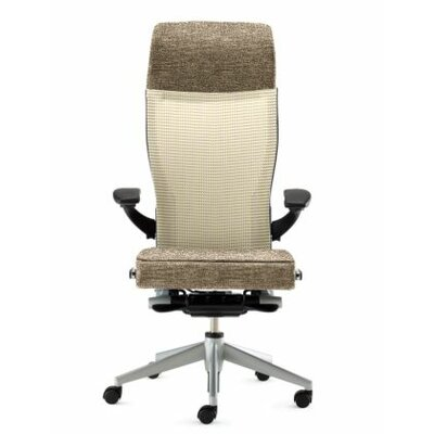 One of a kind High Back Desk Chair Headrest Product Photo