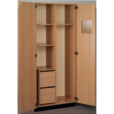Science Armoire Finish: Natural Oak