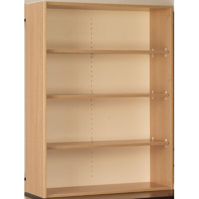 Science 48 H x 36 W Desk Hutch Finish: Maple