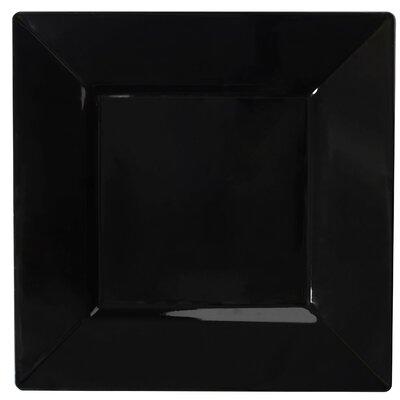 Square Dinner Plates 1609-BK