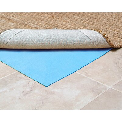 Waterproof Non-Slip Rug Pad Rug Pad Size: Rectangle 10 x 14