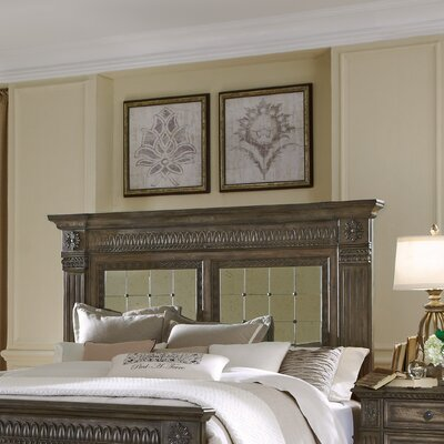 Arabella Panel Headboard Size: Queen