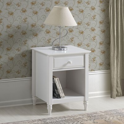 Amberley Single Drawer End Table