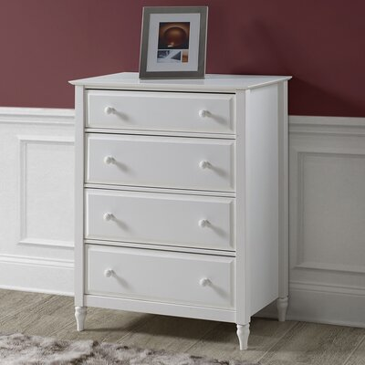 Amberley 4 Drawer Standard Chest
