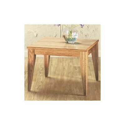 End Table - Laminate Top Finish: Natural