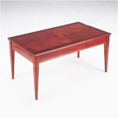 Marquet Coffee Table Finish: Mahogany