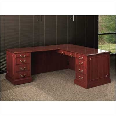 Bedford Executive Desk Product Image 10