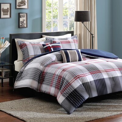 Robin Comforter Set Size: Full / Queen