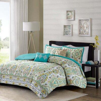 Tasia Comforter Set Size: Full / Queen