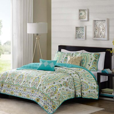 Calderdale Coverlet Set Size: Full / Queen