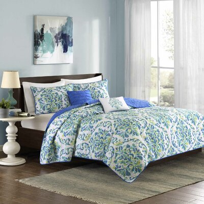 Ari Coverlet Set Size: Full / Queen