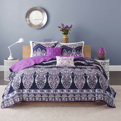 Dede Coverlet Set Size: Full / Queen