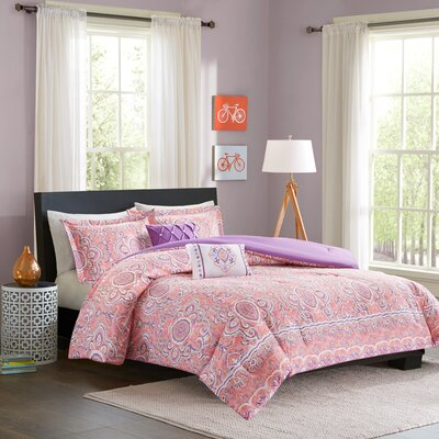 Stella Comforter Set Size: Full / Queen