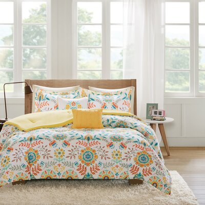 Beufort Comforter Set Size: Full/Queen