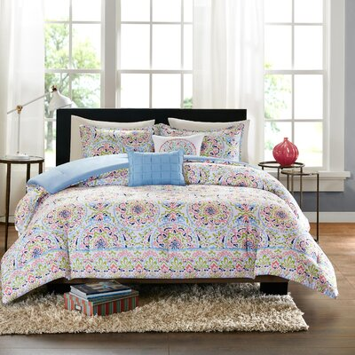 Zoe Comforter Set Size: Full/Queen