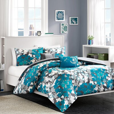 Barb Comforter Set Size: Full/Queen