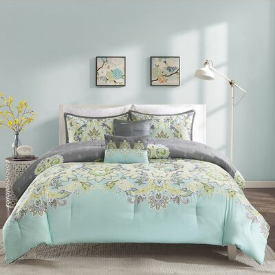 Zana Comforter Set Size: Full/Queen
