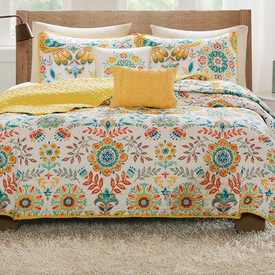 Beufort Coverlet Set Size: Full / Queen
