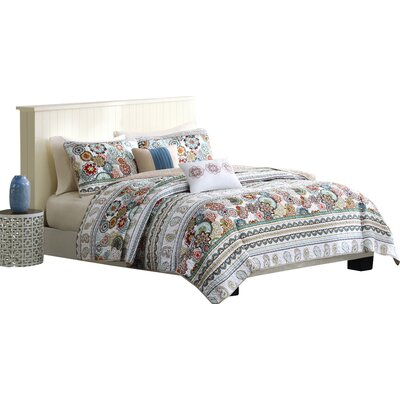 Tamira Coverlet Set Size: Twin / Twin XL