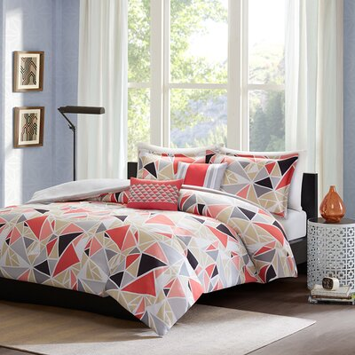 Ruben Duvet Cover Set Size: Twin / Twin XL