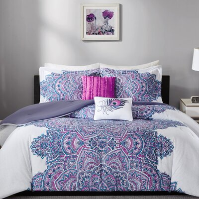 Deeanna Comforter Set Size: Full/Queen