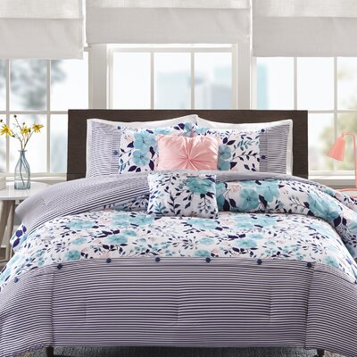 Delle Comforter Set Size: Full/Queen