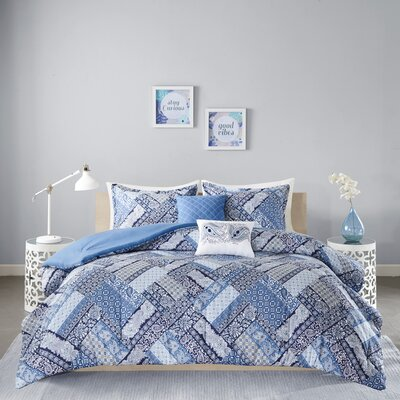 Raleigh Comforter Set Size: Twin/Twin XL
