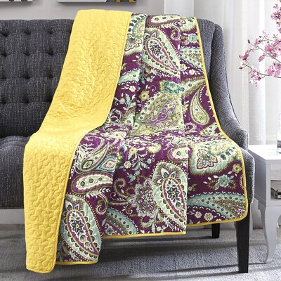 Cairns Oversized Quilted Throw